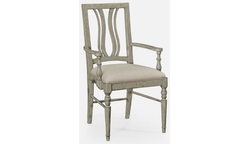 Dining Chairs Upholstered armchair