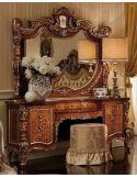 Luxury makeup vanity. Furniture masterpiece collection.
