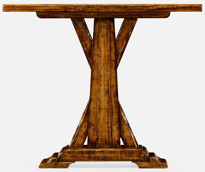 TABLES   SIDE, LAMP U0026 BEDSIDE Country Walnut Side Table