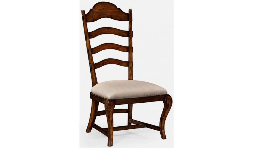 Dining Chairs Rustic dining side chair