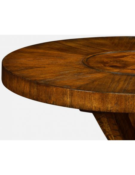Upscale Bar Furniture Country walnut bar table