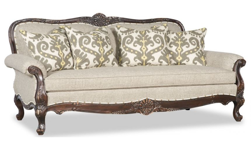 SOFA, COUCH & LOVESEAT 1 Crazy good deal sofa. Luxury furniture at a super good price.