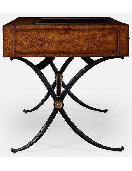 Executive Desks Classic iron bureau plat