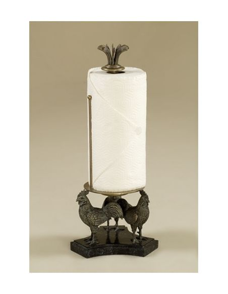 Decorative Accessories High Quality Furniture, Paper Towel Holder, Rooster Decor