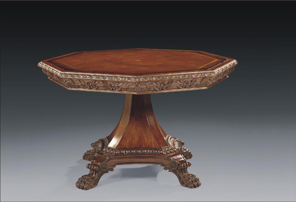 High Quality Furniture Octagonal Center Table