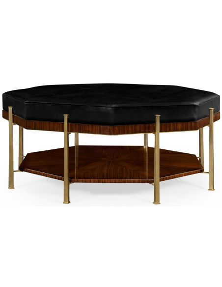 Coffee Tables Octagonal coffee table