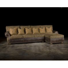 Luxury Sectional with Chaise, Grand Sofa