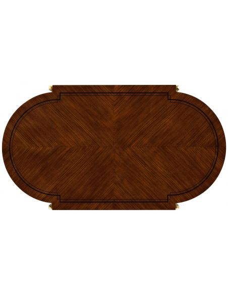 Round and Oval Coffee tables Oval coffee table