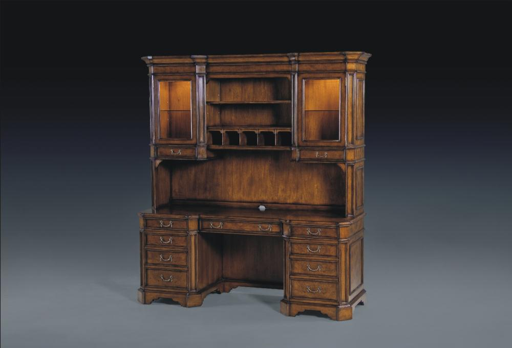 High End Dining Room Furniture Credenza And Hutch