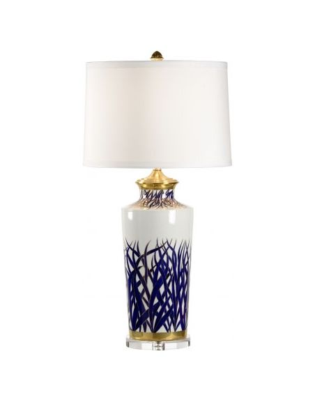 Decorative Accessories Hand Painted Hamilton Lamp