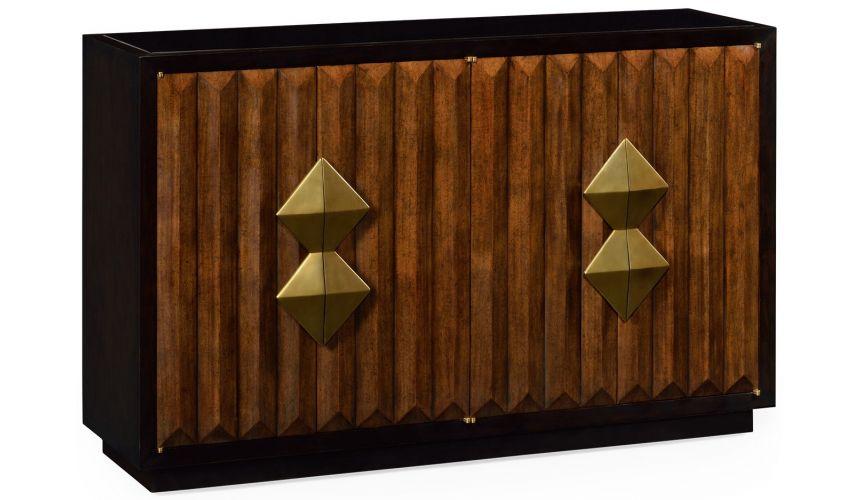 Breakfronts & China Cabinets Elegant Camden sideboard