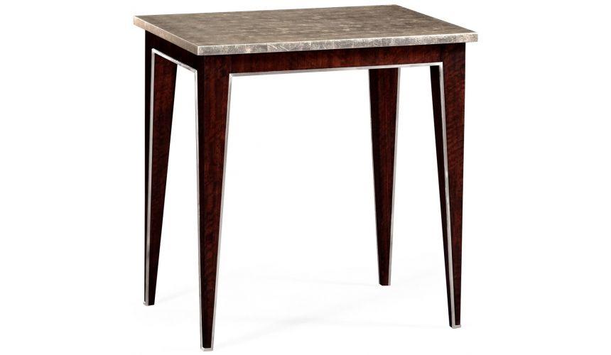TABLES - SIDE, LAMP & BEDSIDE Rectangular end or lamp table