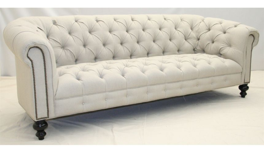 SOFA, COUCH & LOVESEAT Tufted Sofa 2435-05