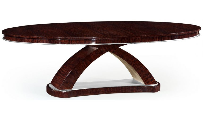 Dining Tables Eucalyptus wood dining table
