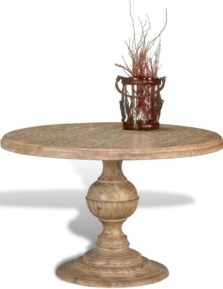 Dining Tables Round Wooden Dining Table
