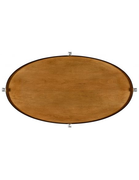 Round and Oval Coffee tables Classic Rosies Coffee Table