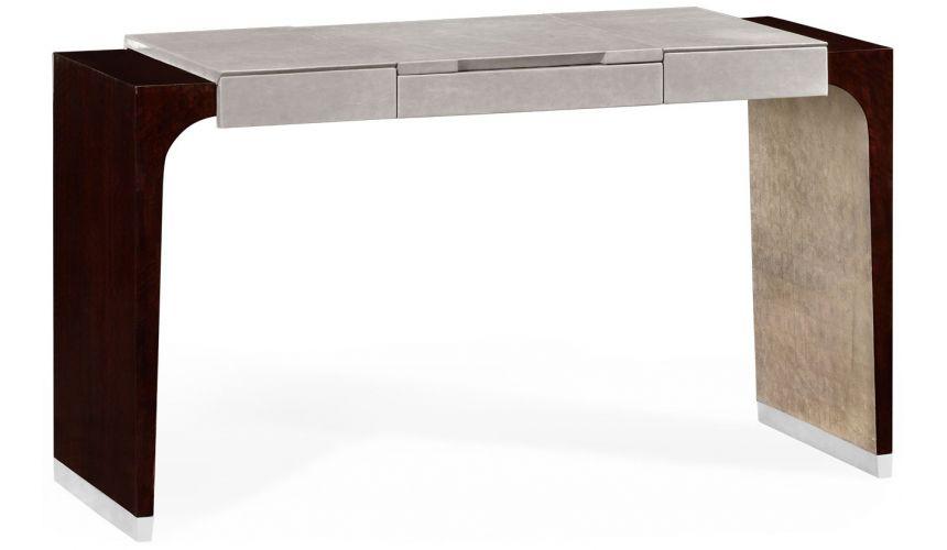 Executive Desks Modern leather dressing table