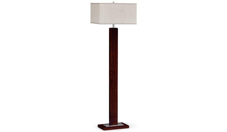 Table Lamps Rectangular floor lamp
