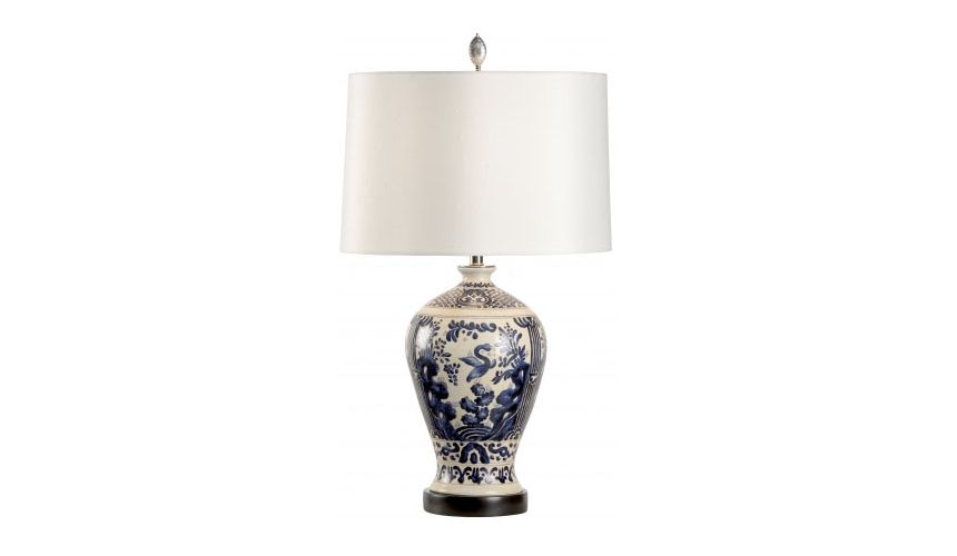 Other Home Accessories Hand Painted Porcelain Table Lamp