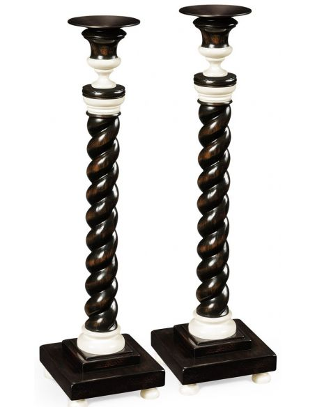 Decorative Accessories harley candlesticks