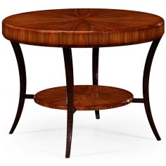 Art Deco centre table (High Lustre)
