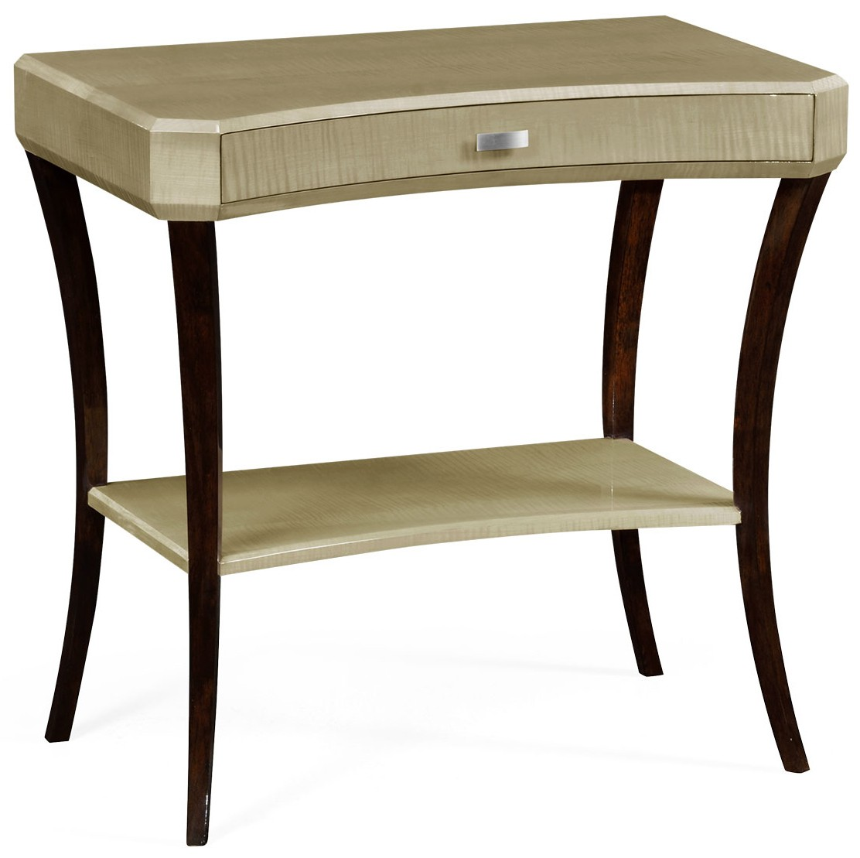 TABLES   SIDE, LAMP U0026 BEDSIDE Opera Art Deco Rectangular Side Table