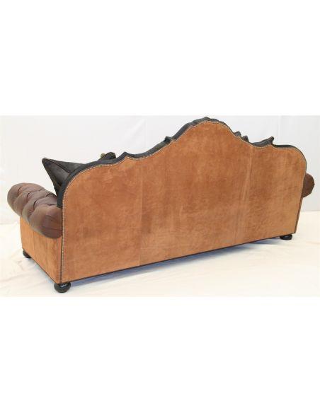 Sofa 2845-05 Western Style Furniture