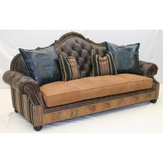 American Made Leather Sofa Set 99