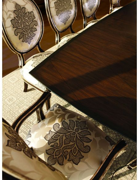 Dining Tables Art deco inspired dining table