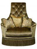 Sheik your mony swivel chair