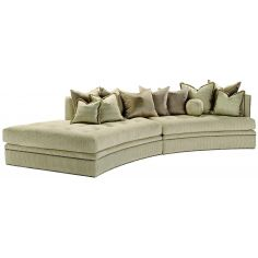 Contemporary style sectional sofa