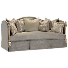French inspired classic sofa