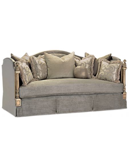 SOFA, COUCH & LOVESEAT French inspired classic sofa
