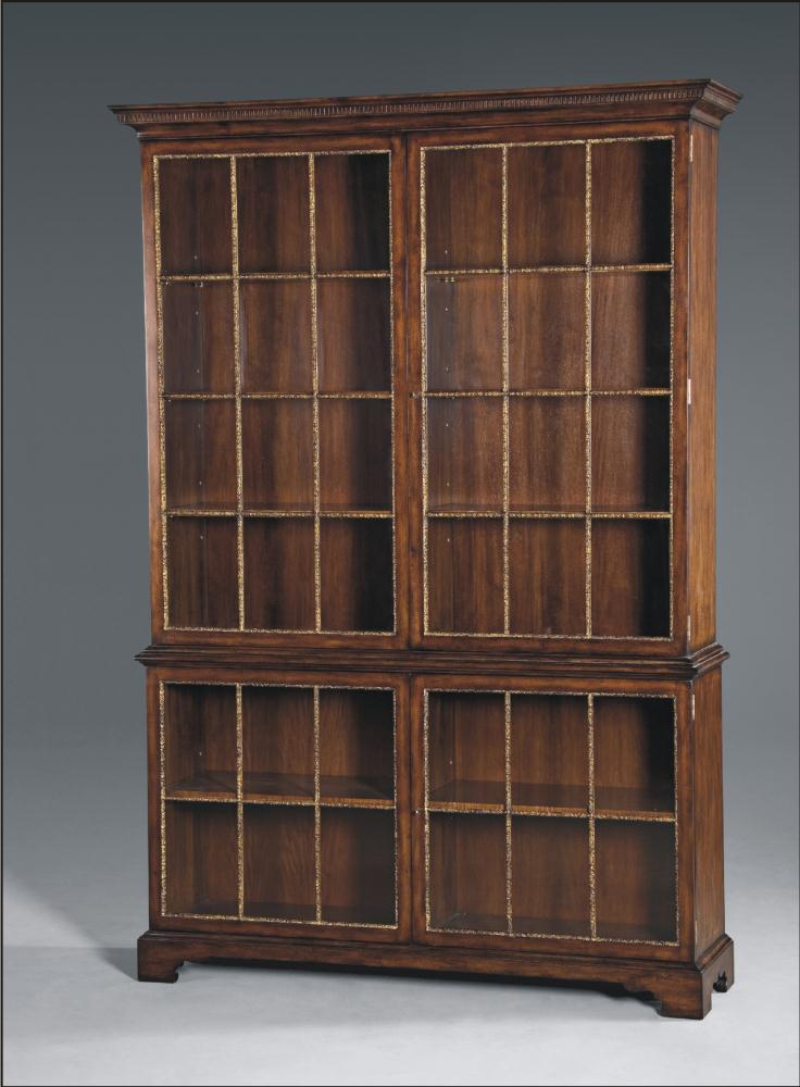 Library bookcases 28 images sauder 40217 orchard for J furniture style 1250