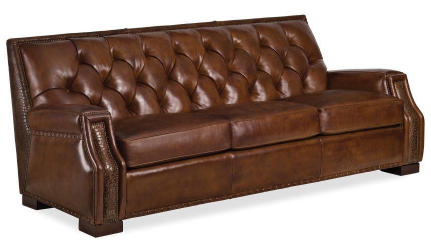 6119-3-T Lasso Tufted Sofa