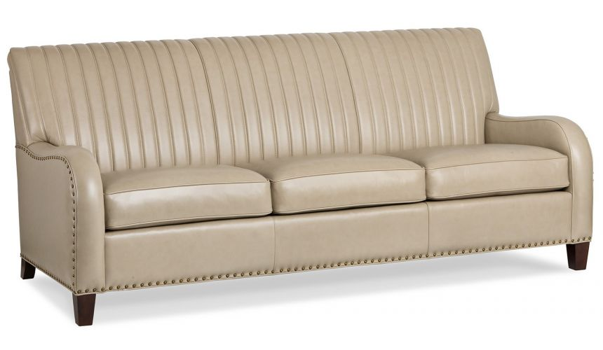 6073-3-CH Point Channel Back Sofa