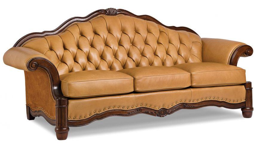 5897-3 Seldon Tufted Sofa