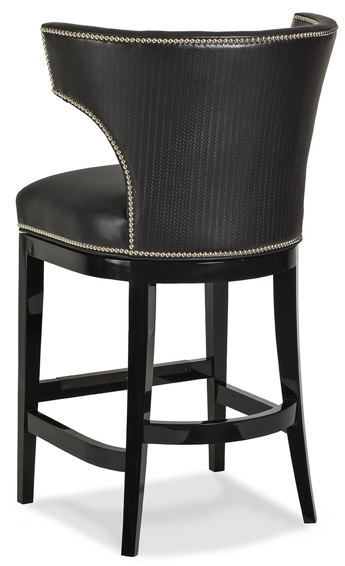black leather bar stools with back leather back bar stools black leather curved back bar stool 9303