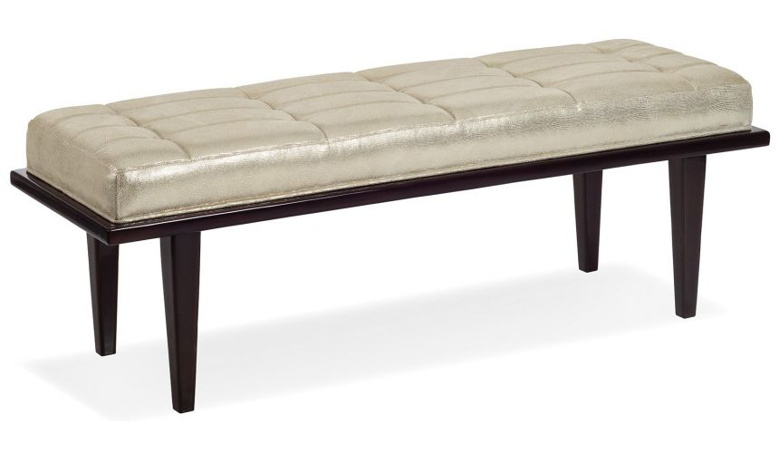 SETTEES, CHAISE, BENCHES Contemporary style bench
