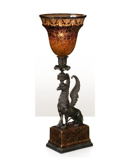 Table Lamps The Aubert Sphinx