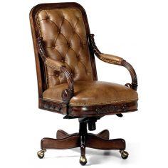 Victorian fashion office desk chair
