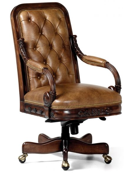 Office Chairs Victorian fashion office desk chair