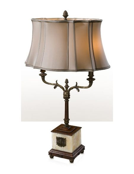 Table Lamps Sunburst on Onyx