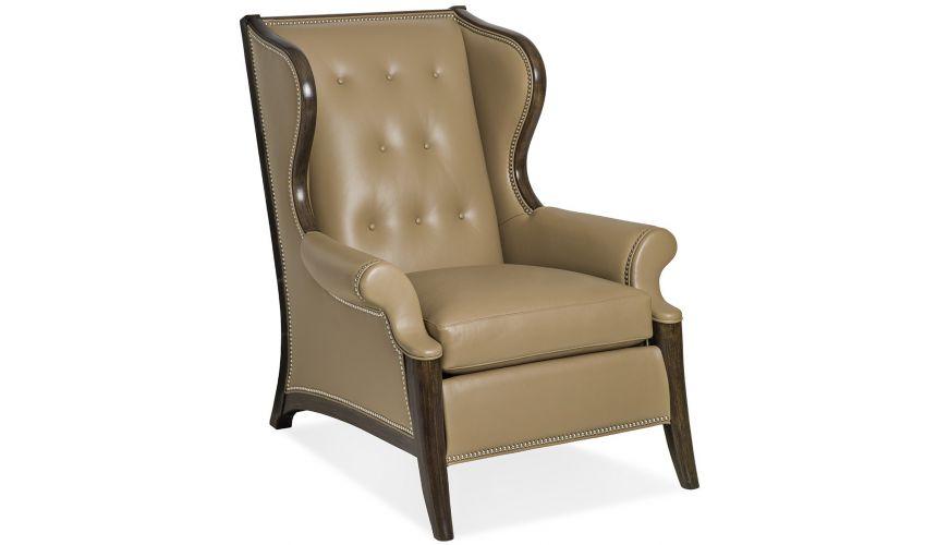 6219-1 Painter Button Back Chair