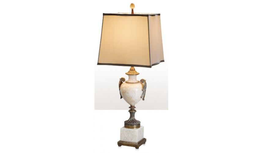 Table Lamps Onyx Classical Lamp