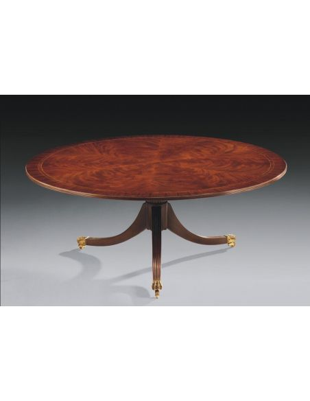 Coffee Tables High End Furniture Round Cocktail Table