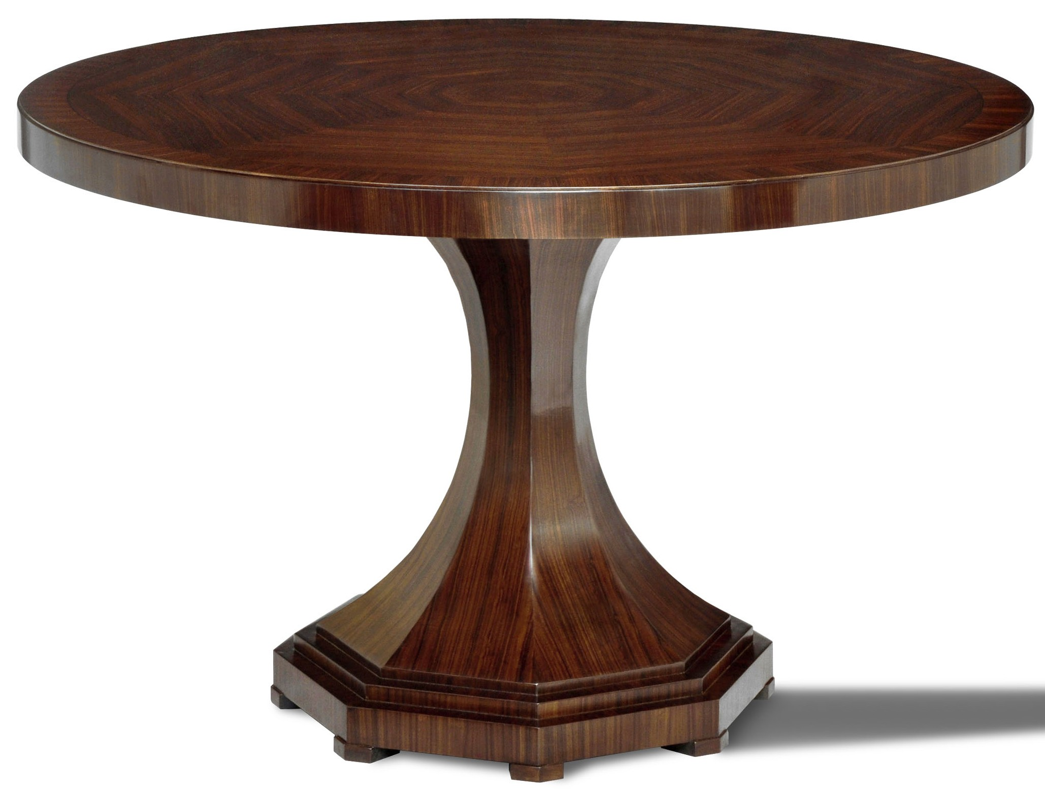 Dining Tables Brazilian Rosewood Round Dining Table