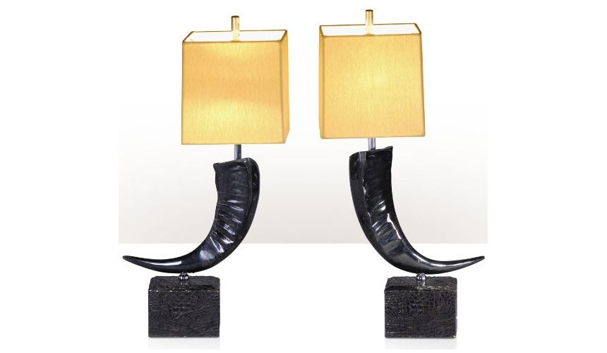 Table Lamps The Wildside Lamps