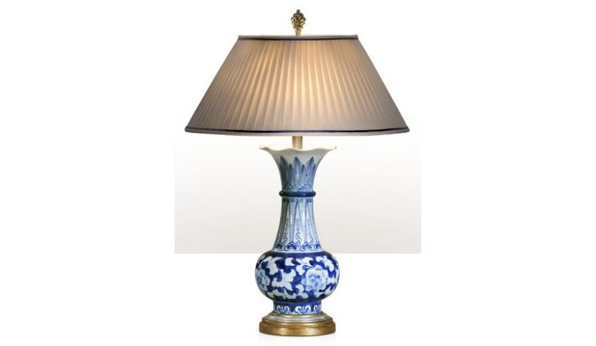 Table Lamps Fields Of Blue