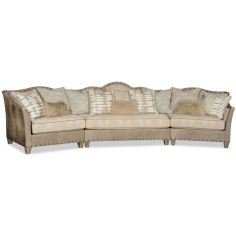 Aw-sum modern western style sectional sofa